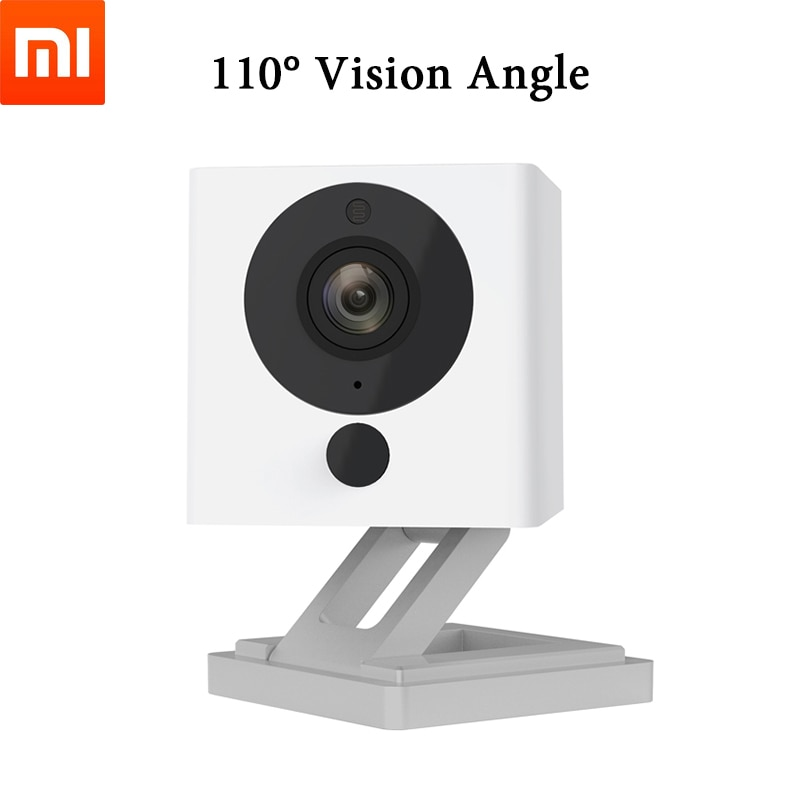 Xiaomi-cámara de vídeo Mijia Xiaofang, 110 grados, F2.0, 8X, 1080P, Zoom Digital,...