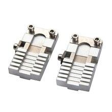 Universal Chucks For Cutting Car Auto Key Copy Cutting Duplicating Machine Clamp 2 pieces/lot