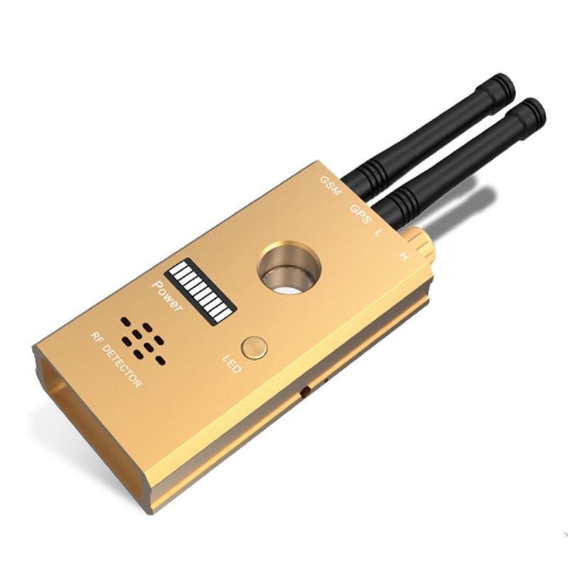 (1set) High Sensitivity Wireless Signal Transmitting Detector with GSM GPS Dual Antenna with Voice Alarm IR Scan Camera Flashing enlarge