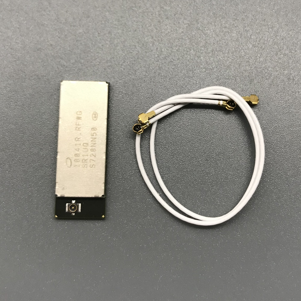Nueva Intel Wireless-AC 17265 AC 18260 18265 WiGig antena Antenna-M10041R M 10041R