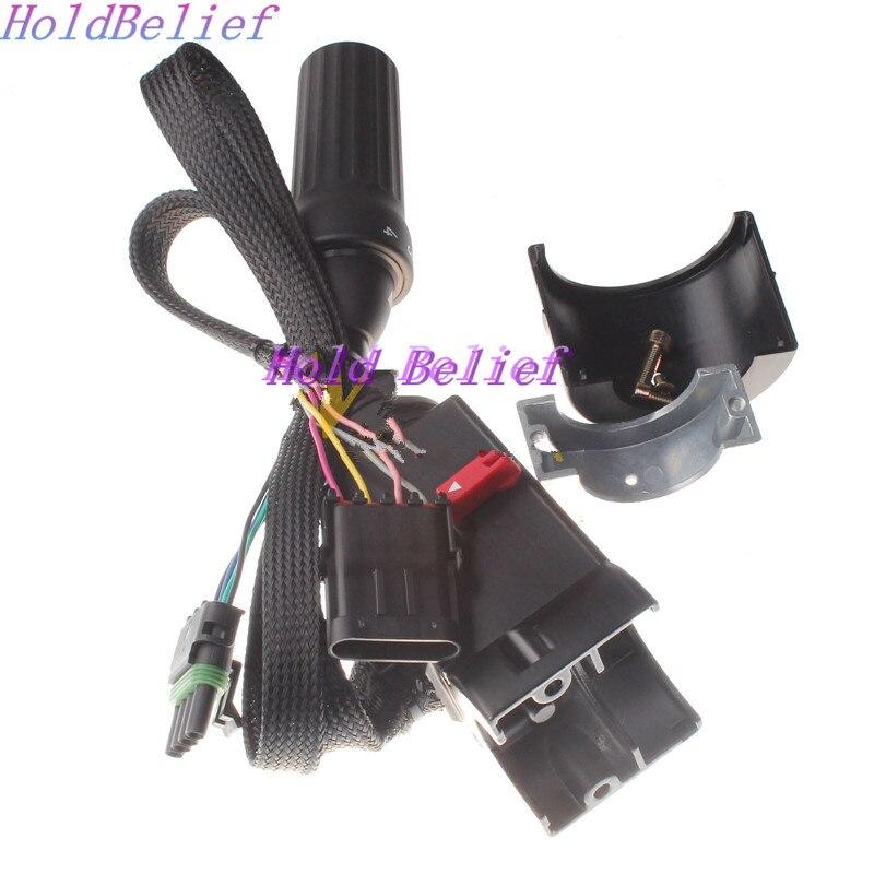 Palanca de cambios de Control, transmisión de palanca FR160.2 para Fiat Hitachi W230 W270