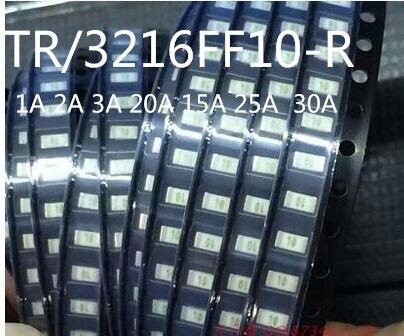 TR/3216FF6-R 6a actual de voltaje 24v profesional americano fusibles Bussmann