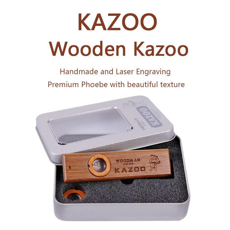H детская деревянная гармоника Kazoo музыкальный инструмент Гавайская гитара партнер деревянная гармоника с металлической коробкой аксессуары для музыкальных инструментов