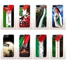 شحن فلسطين العلم TPU الهاتف حالة الجلد غطاء ل غالاكسي ألفا النواة ملاحظة 2 3 4 S2 A10 A20 A20E A30 A40 A50 A60 A70 M10 M20 M30