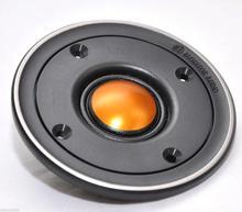 Promocyjna wyprzedaż!!! 1 sztuk M0nit0r Audi0 TBX025 V2 25mm złota kopuła głośniki wysokotonowe nowy
