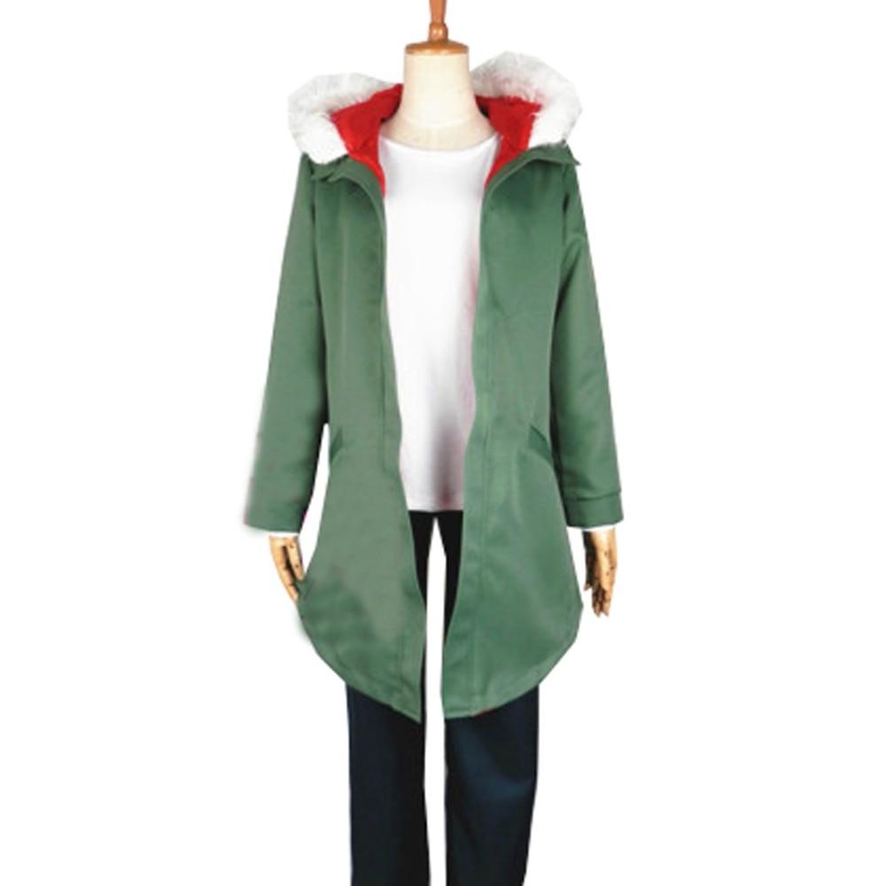 2018 Noragami Yukine Oliva Cosplay traje