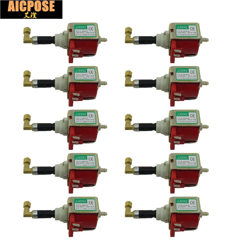 10 قطعة/السلع 55DCB 48W النفط مضخة 2000w 3000W الدخان آلة النفط مضخة AC110-220V 50-60hz المهنية المرحلة أضواء dj معدات