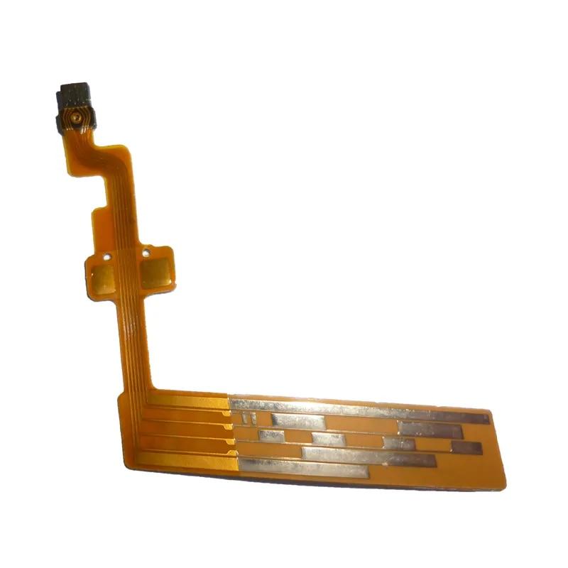 Câble flexible d'ouverture d'objectif d'appareil photo, pour Canon 18-55mm 100 IS focus line, 20-EF-S pièces/lot