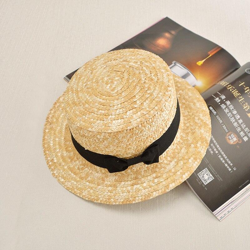 Шляпа пляжная, плоская, женская