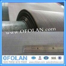UNS S31254/254SMO/F44 souper treillis métallique en acier inoxydable/tissu pour un rapport de prix de haute Performance filet en acier inoxydable (60 Mesh)