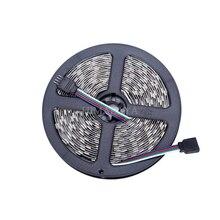 Toika 10pcs 5M RGB LED Strip Flexible SMD5050 IR 44 Keys LED Diode Tape High Quality SMD LED Ribbon for Home Decoration