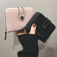 Fashion Women Ladies Leather Purse Money Clip Wallet Clutch Card Bag Holder Gift