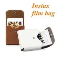 Водонепроницаемая сумка из искусственной кожи для хранения фотографий Fujifilm Instax Mini, Карманный чехол для камеры fuji Square SQ20 SQ10 SQ6 SP-3