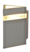 3 W המשולש led לתאורה בבית המודרנית מנורת קיר אור קישוט פנימי וחיצוני AC85-265V מתח גבוה led
