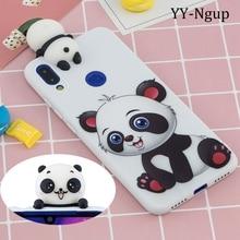 Redmi 7 6A coque téléphone pour etui Xiaomi Redmi Note 5 6 7 Pro housse 3D Panda licorne Silicone pour Xiaomi Mi A2 Lite Redmi GO