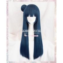 LoveLive!Sunshine!! Tsushima Yoshiko Cosplay Hair Halloween Party Anime Cosplay Wig