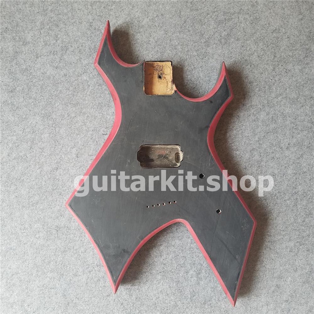 Guitarra Afanti Music DIY/cuerpo de guitarra eléctrica DIY (G109)
