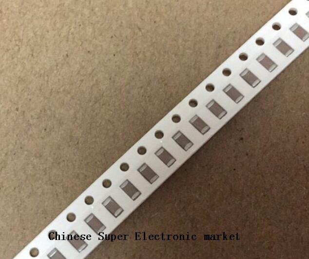 50 pces 1206 104 100nf 0.1 uf 1206 smd capacitância