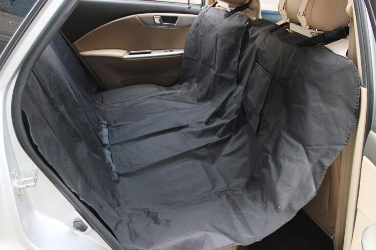 Esteras impermeables súper de alta calidad Protector de hamaca asiento trasero para perro mascota funda de asiento de coche de transporte de mascotas