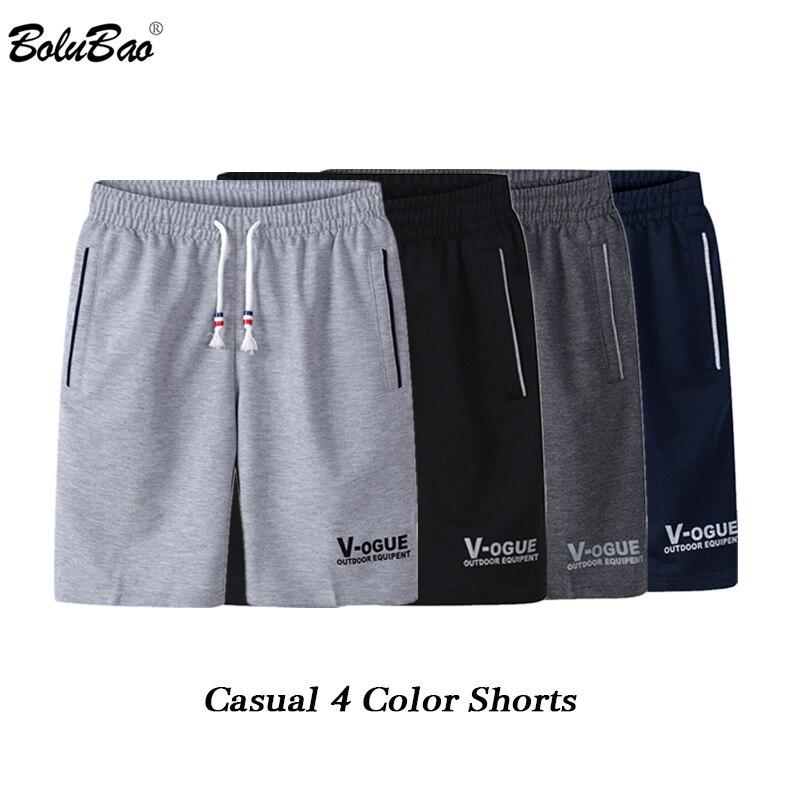 BOLUBAO, pantalones cortos casuales de marca a la moda para hombre, novedad de verano, pantalones cortos con cordones estampados para hombre, pantalones cortos cómodos transpirables para hombre