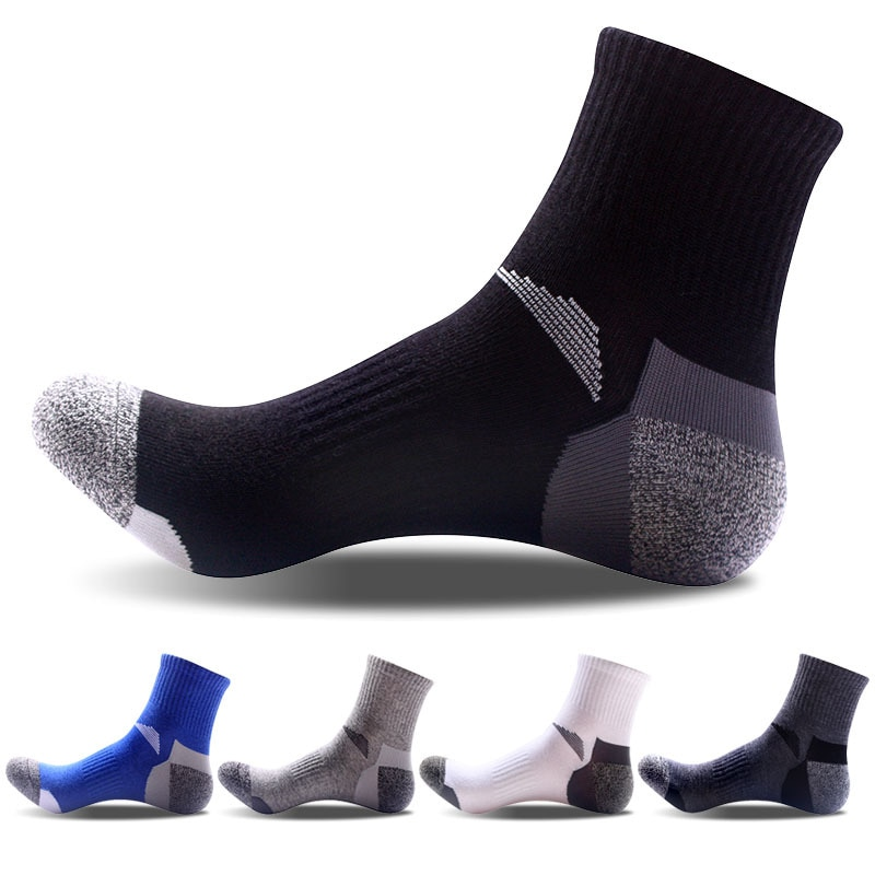 Hot Sale Men's Socks Outdoor Climbing Sports Socks Basketball Cotton Tube Men's Compression Socks Running Sport Socks