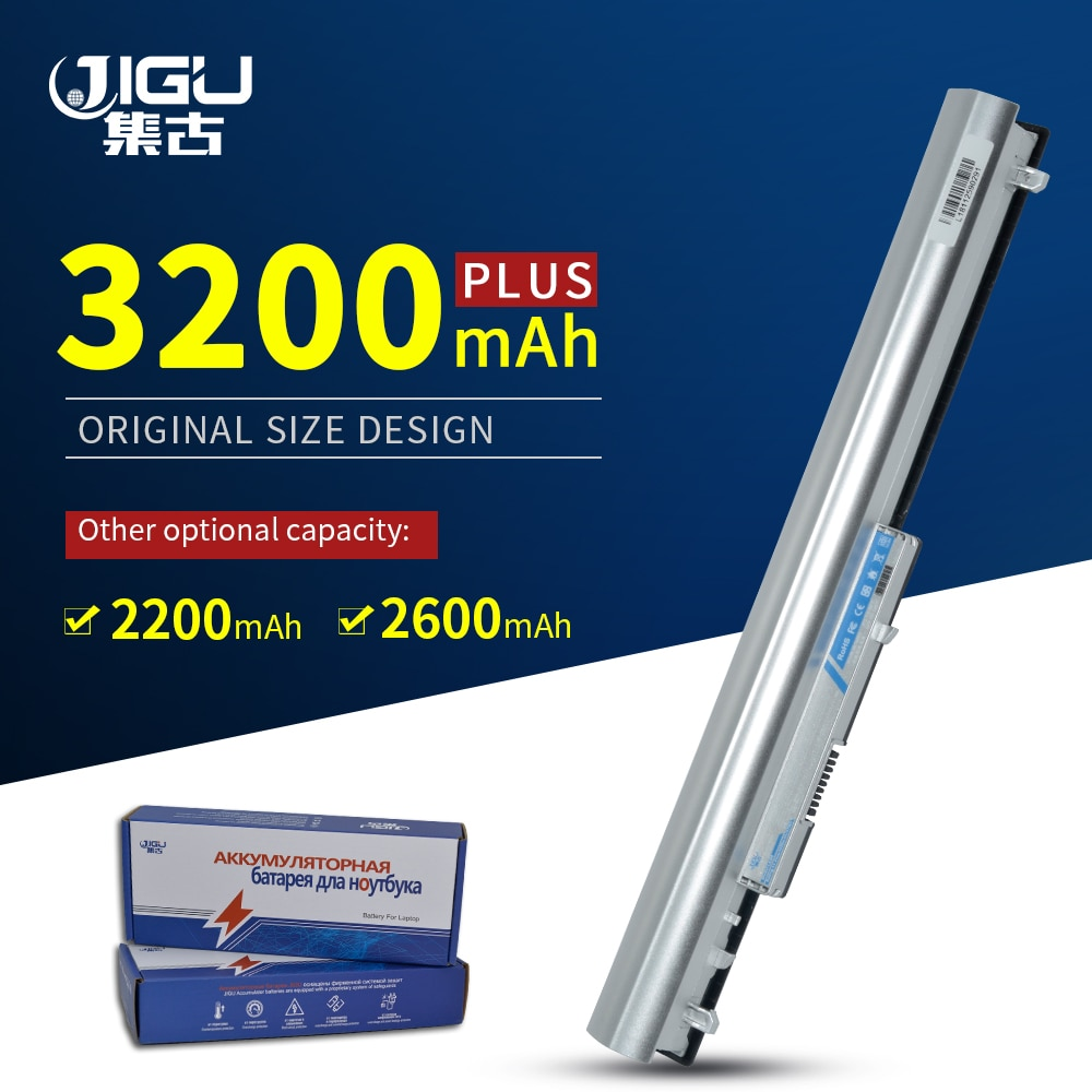 JIGU بطارية كمبيوتر محمول LA04 HSTNN-UB5M HSTNN-UB5N HSTNN-Y5BV TPN-Q129 TPN-Q130 TPN-Q131 ل HP جناح 14 15 350 G1 سلسلة