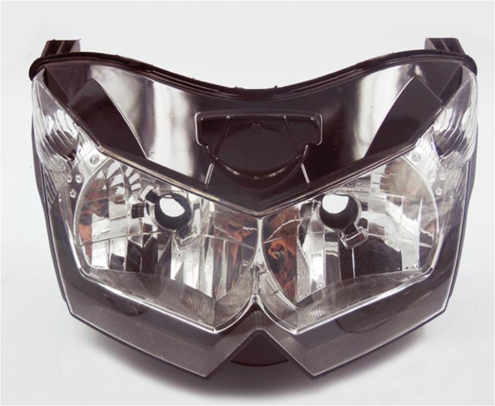 Z1000 Z750 07-09 08 Motorcycle Front Headlight Headlamp Assembly Housing Head Light Lamp For Kawasaki Z 1000 750 2007 2008 2009