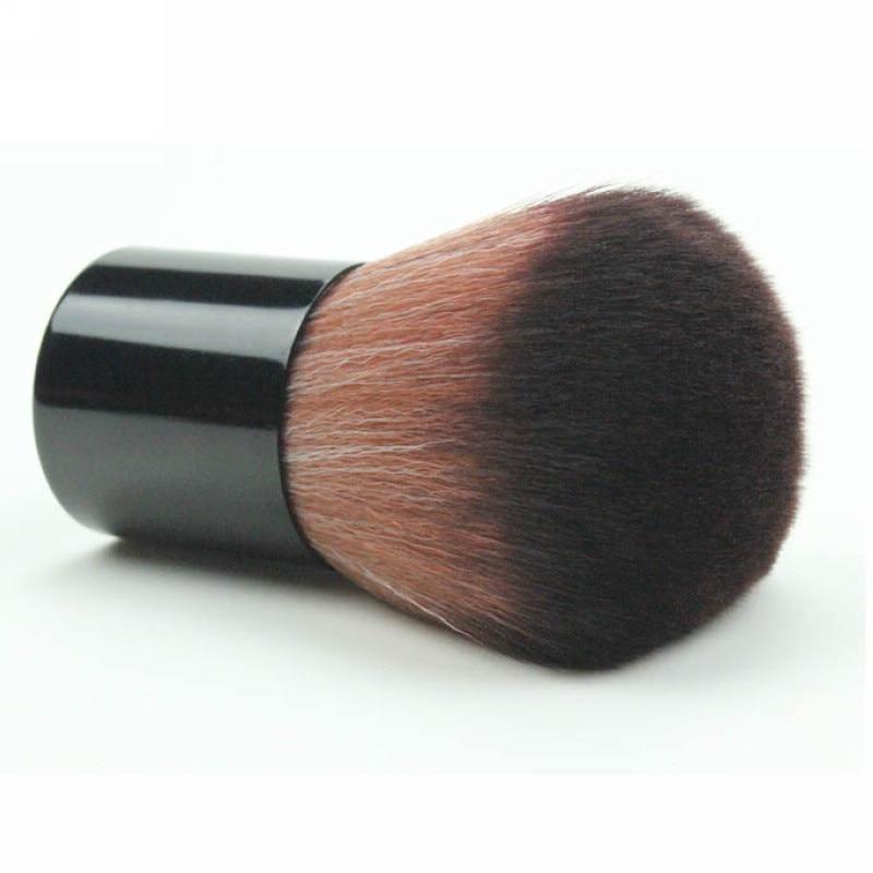 Fashion Professional Kabuki Makeup Cosmetic Face Powder Foundation Blush Brushes Retractable Powder Brush For Makeup Beauty Tool pro retractable soft makeup blush brush powder cosmetic adjustable face powder brush kabuki brush top quality