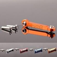 ENRON-tige de liaison Servo de direction en métal pour RC Traxxas 8543, pièces de mise à niveau, pour RC Traxxas 1/7 Unlimited Desert Racer UDR 85076-4 85086