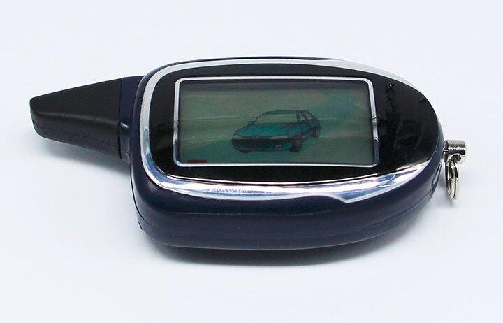 Magicar 110 M110 sistema remoto duas vias de alarme de carro LCD Para Magicar 110
