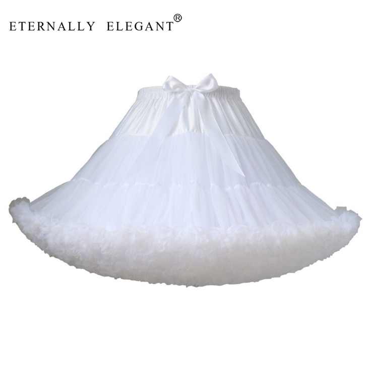 New Short Tulle Petticoat Dress Girls Skirt Petticoat Tutu Lolita Faldas Cupcake Dress Multi Color EE102