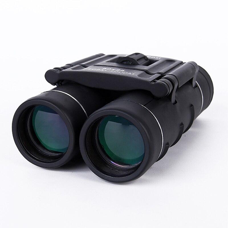 50X25 caza portátil Mini telescopio binoculares caza profesional deportes al aire libre binoculares vida impermeable