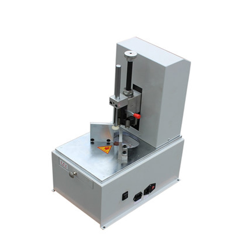 Electric Round Corner Machine PVC Angle Cutting Machine Electric Chamfer Automatic Cut Angle Business Card Tag Poker SD enlarge