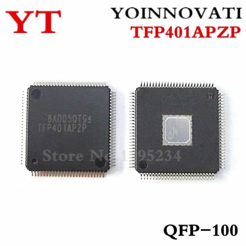5 pçs/lote TFP401APZP TFP401 PANELBUS DVI REC HTQFP100 IC melhor qualidade.