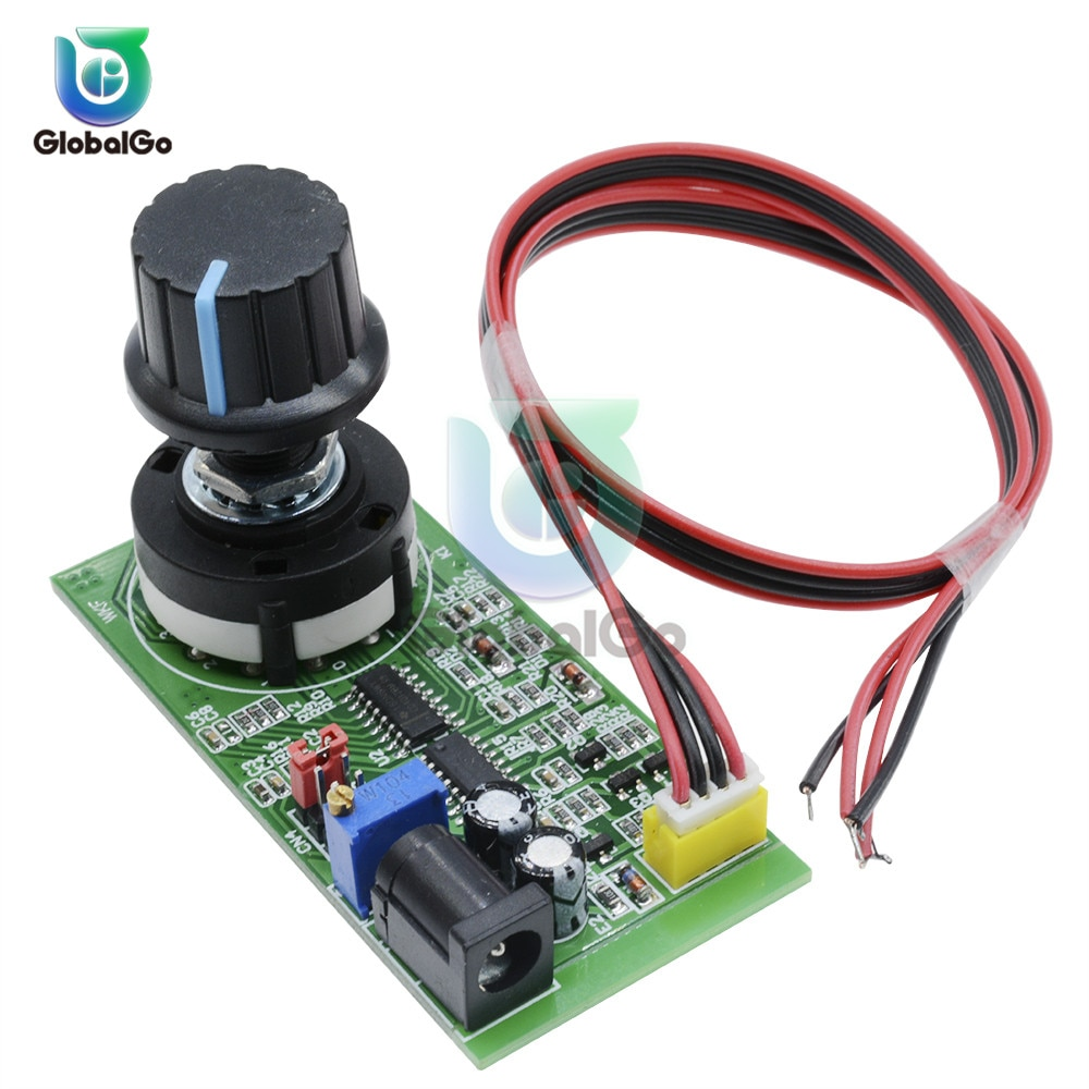 MC-11 1Hz-100KHz Pulse Signal Generator PWM Square Wave Generator Module Adjustable Rotate Button 11 Pulse Width Modulation 1 channel signal generator pwm pulse frequency duty cycle adjustable module lcd display 1hz 150khz 3 3v 30v pwm board module