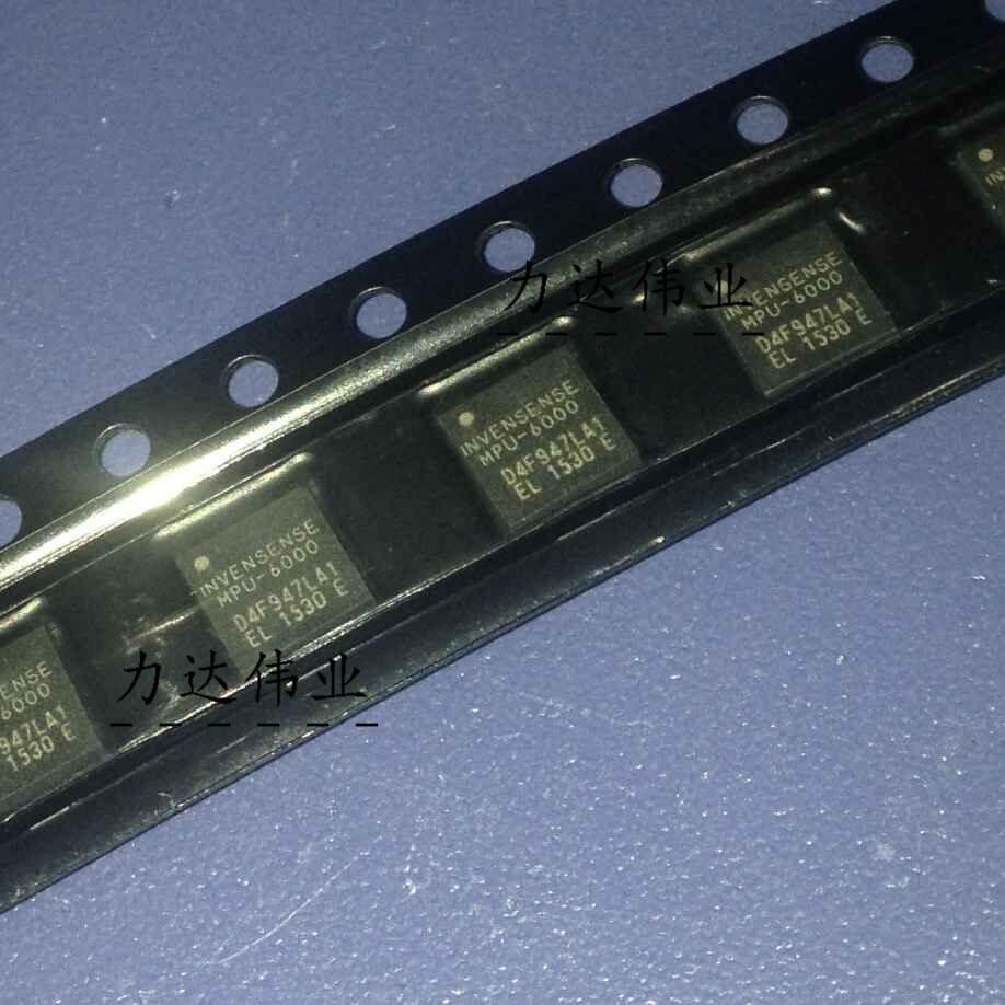 5 uds-20 uds/lote MPU-6000 MPU6000 GYRO/acelerómetro 6 eje 24QFN mejor calidad IC