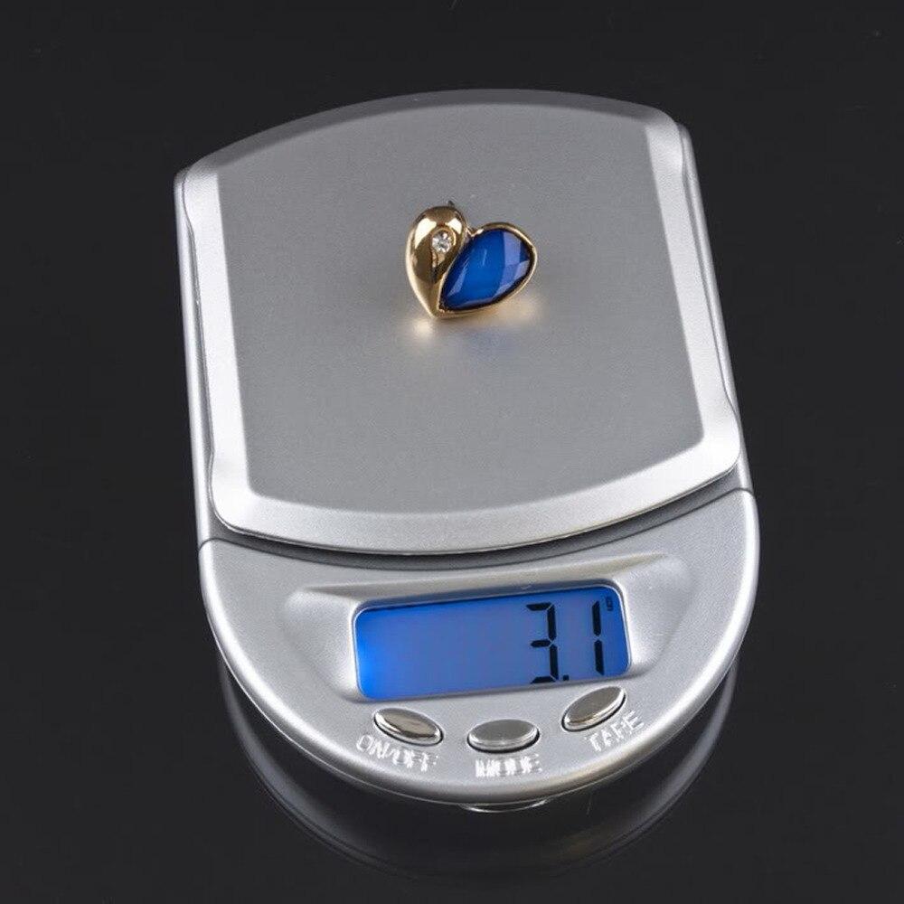 500g x 0.1g lcd jóias eletrônicas joyeria peso bagagem bilancia balanza balança balança digital equilíbrio portátil mini plataforma quente