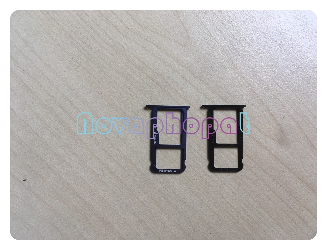 Novaphopat para Huawei Honor 8 soporte para tarjeta SIM Micro SD ranura adaptador reemplazo + seguimiento
