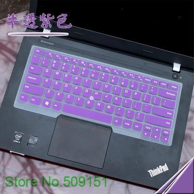 Silikon tastatur abdeckung haut schutz für Lenovo IBM THINKPAD W530 L430 T430i T530 T430S E430 E430C E435 E330 E335 T430U