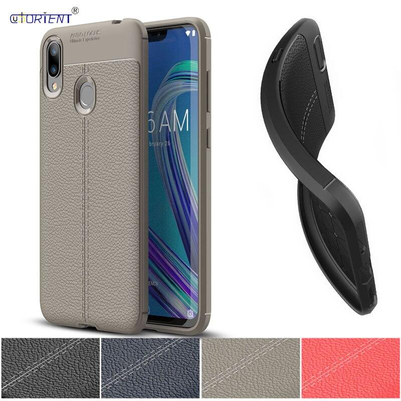 Funda mate para ASUS ZenFone Max M2 ZB633KL X01AD, Funda completa para teléfono ZB633 ZB 633 KL 633KL, Funda protectora de silicona suave Ultra fina