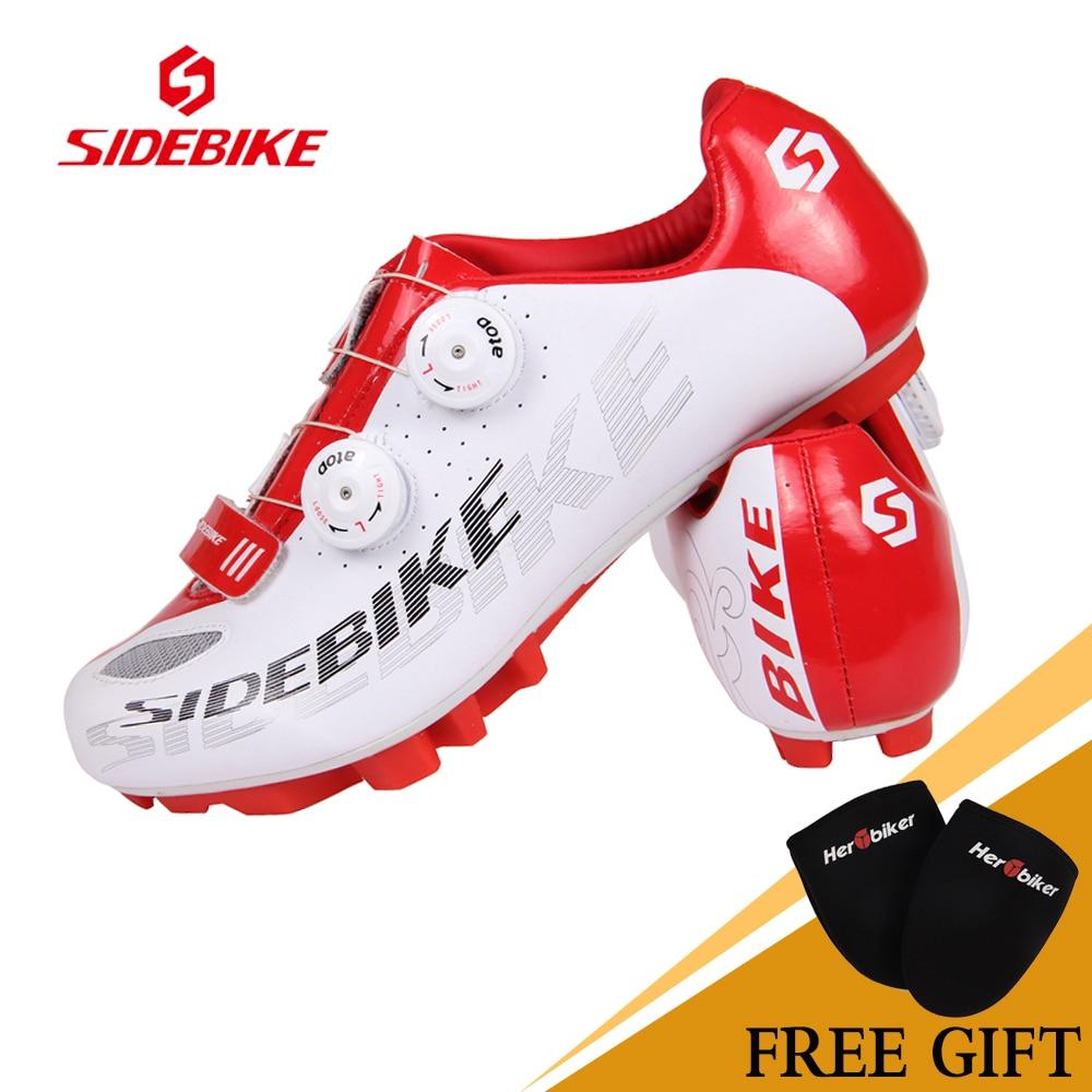 SIDEBIKE, bicicleta, ciclismo, bicicleta de montaña, carreras, calzado atlético, MTB, bicicleta de carretera, zapatos de ciclismo, suelas de Nylon TPU