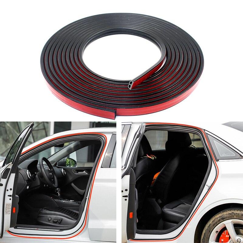Уплотнительная лента для двери автомобиля водонепроницаемая изоляционная