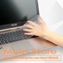 15.6 pollici del computer portatile della tastiera Del Silicone di Protezione Della Copertura Della Tastiera per Asus x552l X550C X552E Y581L A550VB R510 X550V X501A X552M
