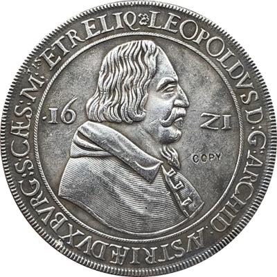 1621 Austria coins copy 40MM