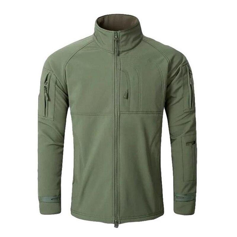Chaqueta militar para hombre, chaquetas y abrigos, ropa táctica, Camuflaje, ropa militar, abrigo militar, impermeable, cazadora