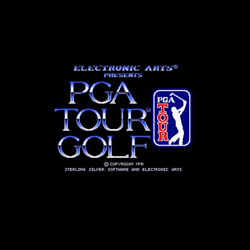 PGA Tour Golf 16 bits tarjeta de juego gris grande para NTSC jugador de juego Envío Directo