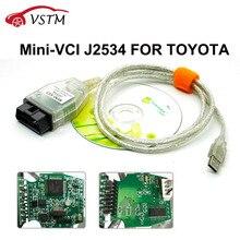 Câble de Diagnostic pour voiture Mini VCI J2534, Techstream V12.00.127, pour 2019 TIS, nouvel arrivage TOY-O-TA, livraison gratuite