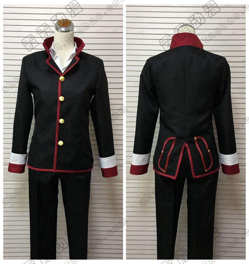 Новый аниме Oushitsu Kyoushi HaineThe Royal Tutor Heine Wittgenstein Бруно фон гранзич, костюм для косплея, изготовленный на заказ