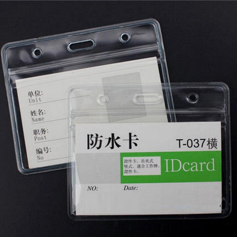 alta-calidad-20-piezas-estilo-horizontal-transparente-suave-plastico-claro-id-tarjeta-titular-impermeable-nueva-herramienta-escolar-de-oficina