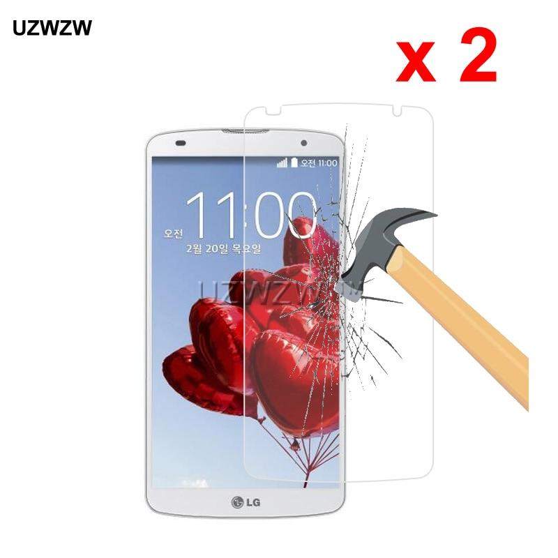 2 шт. для LG G Pro 2 F350 D837 D838 Премиум Закаленное стекло Защитная стеклянная пленка для экрана для LG G Pro 2 Pro2 Glass
